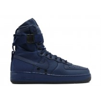 "Mujer SF Air Force 1 High ""Binary Azules""- Nike - 857872 400"