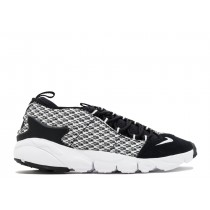 Nike Air Footscape NM JRCD Negras, Blancas-Negras 898007-001