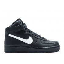 "Nike air force 1 high ""Vlone london"" Negras, Blancas 773257 -2"