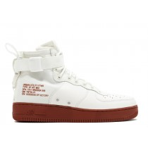 "SF Air Force 1 Mid ""Rojas Ivory""- Nike - 917753 100"