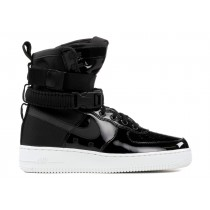 "Nike SF-AF1 ""Negras Patent"" Force Is Female AJ0963-001"