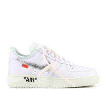 "Nike Air Force 1 '07 ""Off-White/ComplexCon"" - AO4297 100"