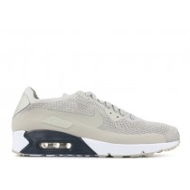 Nike Air Max 90 Ultra 2.0 Flyknit Pale Gris - 875943-006