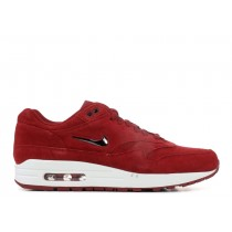 Nike Air Max 1 Jewel Rojas Suede 918354-600