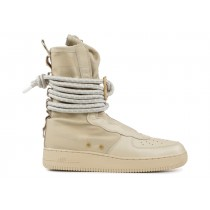 "SF Air Force 1 High ""Rattan""- Nike - AA1128 200"