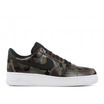 "Nike AIR FORCE 1 ""OLIVE REFLECTIVE CAMO"" 823511-201"