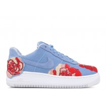 "Mujer Air Force 1 ""Floral Sequin""- Nike - 898421 402"