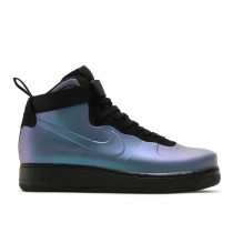 Nike Air Force 1 Foamposite (Medium Azules) - AH6771-002