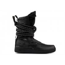 Nike SF-AF1 High Negras Oscuro Gris AA1128-002