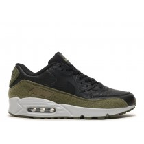"Nike Air Max 90 HAL ""Patches"" Negras & Olive 