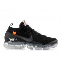 Off-White x Nike Air VaporMax Negras AA3831-002
