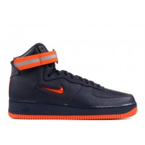"Air Force 1 High ""NYC""s Finest"" - Nike - AO1636 400"