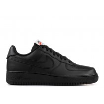 Nike Air Force 1 Velcro Swoosh Pack Negras | AH8462-002