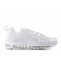 Nike Air Max 98 Blancas Pure Platinum 640744-106