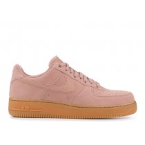 "Air Force 1 07 LV8 Suede ""Particle Rosas"" - Nike - AA1117 600"