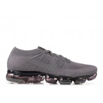 Air VaporMax Neutral Tone Gunsmoke Mujer - AT9790-010