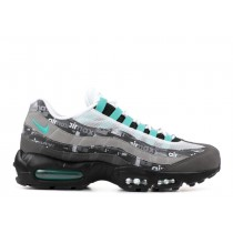 Air Max 95 Atmos We Love Nike (Clear Jade) - AQ0925-001