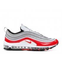 Air Max 97 Pure Platinum University Rojas - 921826-009