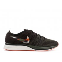 Nike Flyknit Trainer Oscuro Verdes AH8396-202