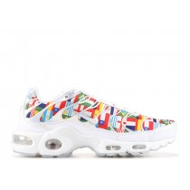 "Air Max Plus ""International Flag""- Nike - AO5117 100"