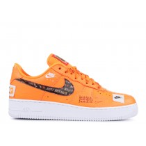 Air Force 1 Low Just Do It Pack Total Naranjas - AR7719-800