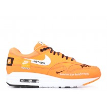 Nike Mujer Air Max 1 Just Do It Naranjas 917691-800