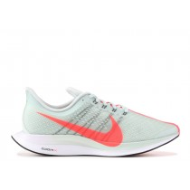 Nike Zoom Pegasus 35 Turbo Wolf Gris Hot Punch - AJ4114-060