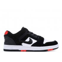 Nike SB Air Force II Low Negras,Blancas | AO0300-006
