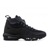Nike Air Max 95 Zapatos Triple Negras 806809-001