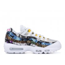 Air Max 95 ERDL Party Blancas - AR4473-100