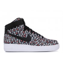 Air Force 1 High Just Do It Pack Negras - AQ9648-001