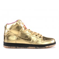 "Humidity x Dunk High SB ""Trumpet""- Nike - AV4168 776"