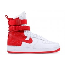 Nike SF-AF1 High Blancas University Rojas AR1955-100