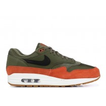 Nike Air Max 1 - Olive Canvas - AH8145-301