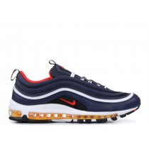 Nike Air Max 97 Midnight Armada Habanero Rojas 921826-403