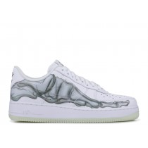 "Air Force 1 Low QS ""Skeleton"" - Nike - BQ7541 100"