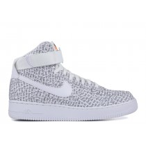 "Air Force 1 High '07 LV8 ""Just Do It"" - Nike - AQ9648 100"