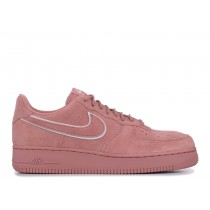 Nike air force 1 '07 lv8 suede Rojas stardust, Rojas stardust aa1117-601
