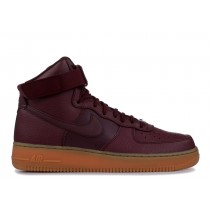 Nike Mujer Air Force 1 High Night Maroon 860544-600