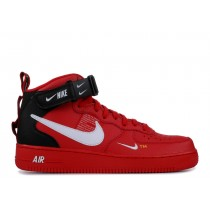 "Air Force 1 Mid '07 LV8 ""Overbranding""- Nike - 804609 605"