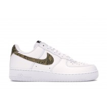 Air Force 1 Low Retro Ivory Snake - AO1635-100