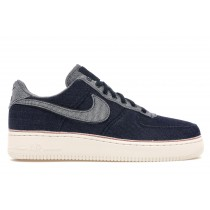 Air Force 1 Low 3x1 Denim Raw Indigo - 905345-402