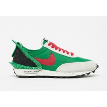 Nike Daybreak Undercover Lucky Verdes Rojas Mujer - CJ3295-300