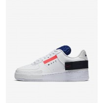 Air Force 1 Type SUMMIT Blancas/Rojas ORBIT-Blancas-Negras-DEEP Real Azules-BLACKENED Azules - CI0054-100
