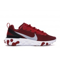 Nike React Element 55 Gym Rojas - BQ6166-601