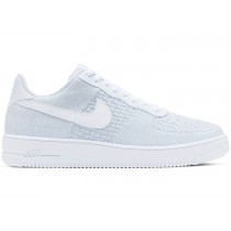 Air Force 1 Flyknit 2 Blancas Pure Platinum - AV3042-100
