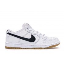 Nike SB Dunk Low Naranjas Label Blancas - CD2563-100