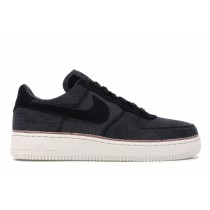 Air Force 1 Low 3x1 Denim Negras - 905345-006
