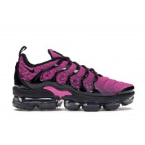Air VaporMax Plus Geometric Active Fuchsia Negras - 924453-603