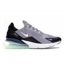 Air Max 270 Atmosphere Gris Fresh Mint Negras - CJ0520-001